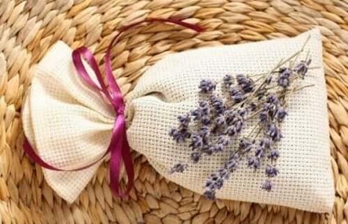 Lavendelzakje potpourri