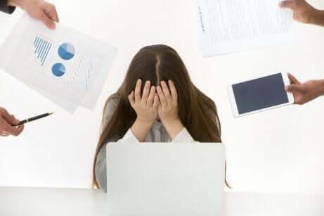Lijden aan langdurige stress