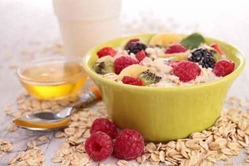 5 manieren om het cholesterol in je ontbijt te verlagen