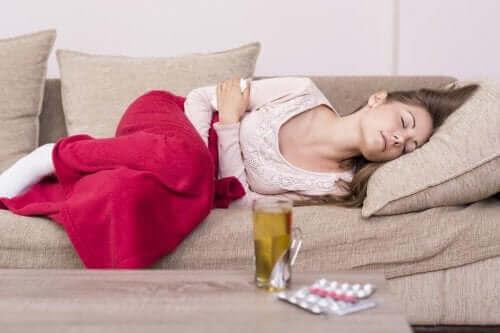 Natuurlijke remedies voor menstruatiekrampen