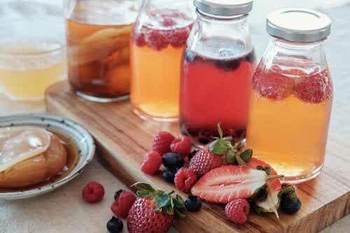 Een fruitinfusie maken: 5 eenvoudige recepten
