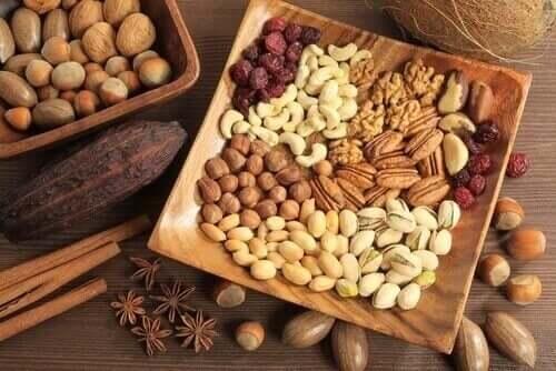 ideale voedingsmiddelen voor een rauw veganistisch dieet