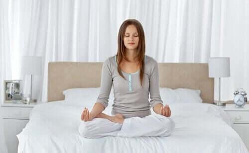 Meditatie bij angst