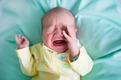 Wat is constipatie bij baby's