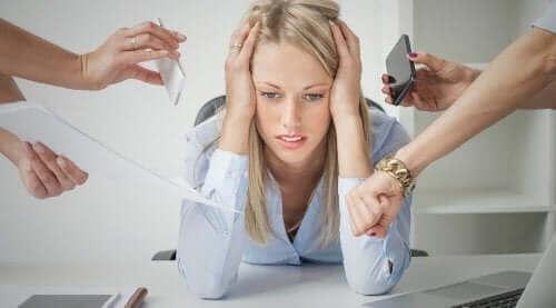 Vermijd stress om haarverlies te voorkomen