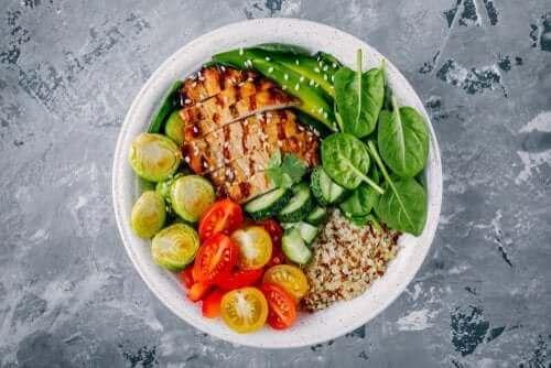 Drie gezonde dinerrecepten onder 300 calorieën