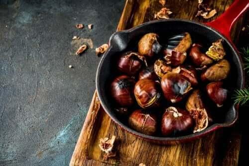 Vier heerlijk recepten met kastanjes