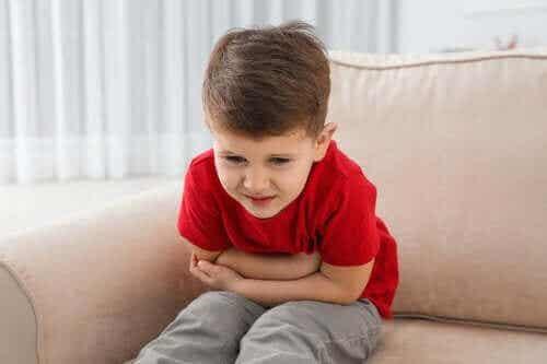 Misselijkheid en braken bij baby's voorkomen