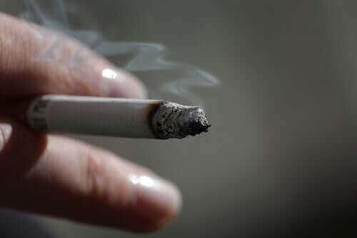 Roken is schadelijk voor de gezondheid