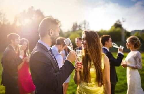 Snel een bruiloft organiseren