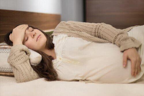 Symptomen van ischias tijdens de zwangerschap