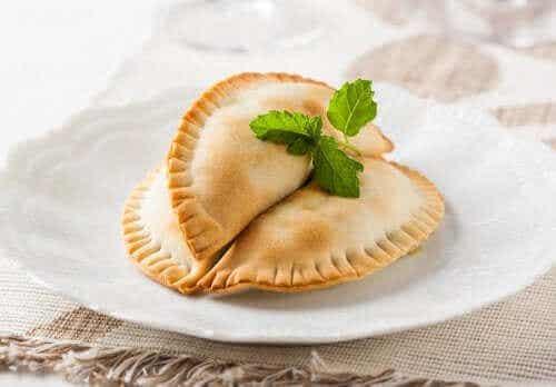 Vegan empanada's: twee heerlijke recepten