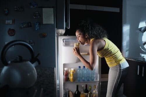 Wat is het nachtelijk eetsyndroom?