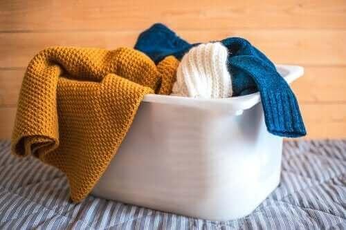 De beste tips om wollen kleding te wassen