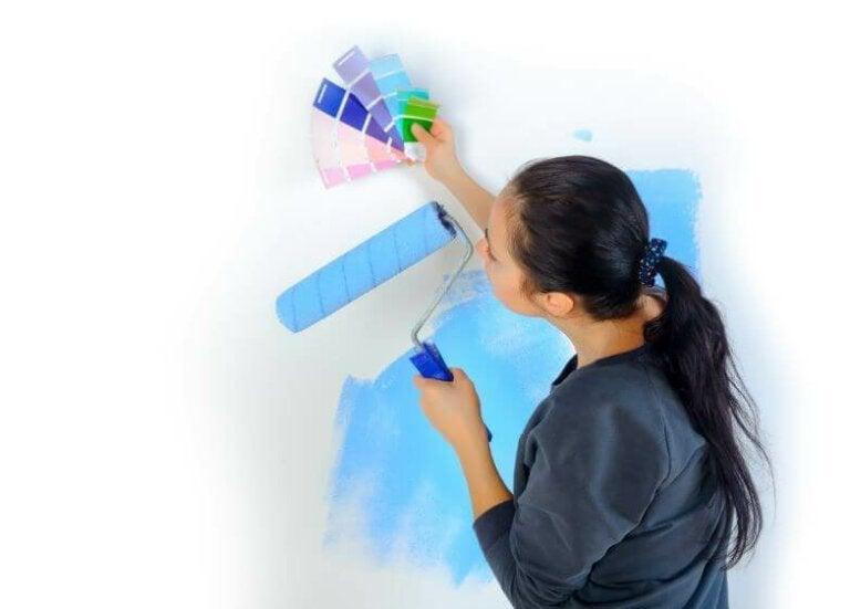 5 technieken voor het schilderen van je huis