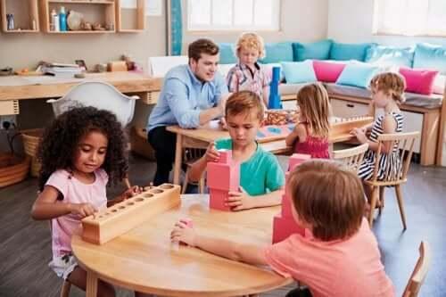 Bevorder ontmoetingen met echte kinderen