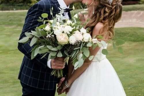 Een speciale datum voor het verloofde stel