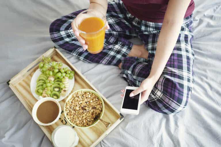 Gezonde voedingsmiddelen die je als ontbijt kunt eten