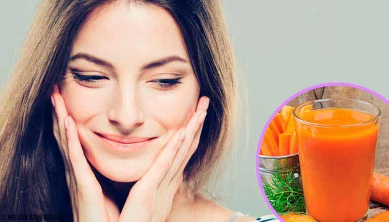 De beste voedingsmiddelen voor een gezonde huid
