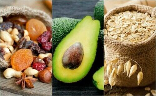 6 voedingsmiddelen om het goede cholesterol te verhogen