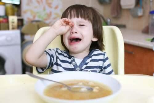 Wat te doen als je kinderen niet willen eten