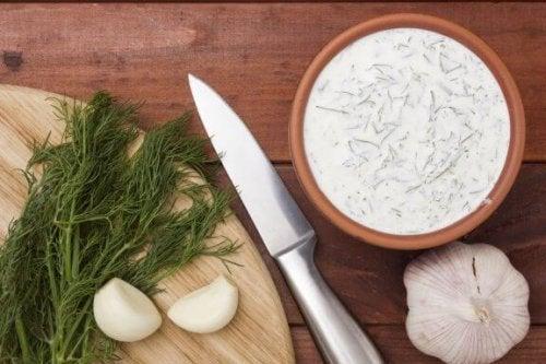 Recepten voor zelfgemaakte sauzen