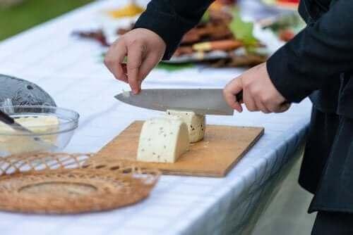 De beste tips voor het correct snijden van kaas