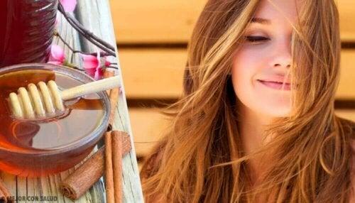 4 behandelingen met kaneel voor perfect haar