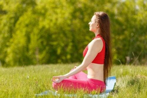 Zeven yogahoudingen voor geluk