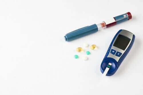 Glucosemeters om je bloedsuiker te meten