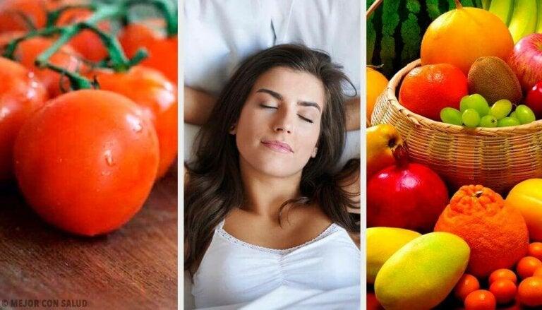 Vier voedingsmiddelen die rijk zijn aan melatonine