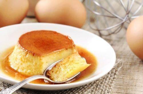 Napolitaanse pudding als gezonde desserts