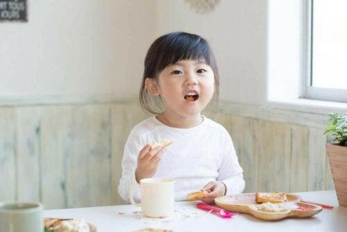 2 dagmenu's voor kinderen met obesitas