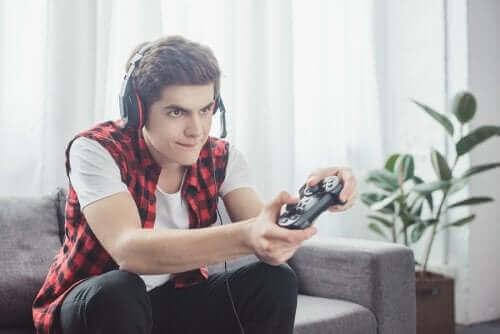 Welke invloed hebben videospelletjes op jongeren?