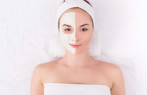 Masker voor de collageenproductie van je lichaam