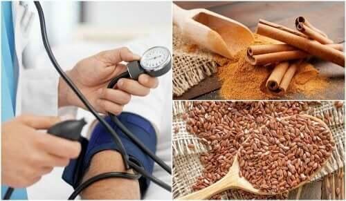 5 zelfgemaakte behandelingen tegen een hoge bloeddruk