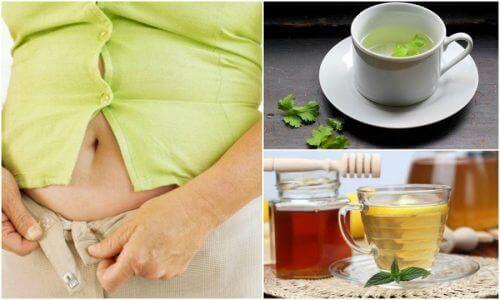 5 recepten om een opgeblazen gevoel te verminderen