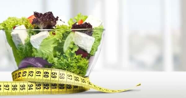 Eet een evenwichtig dieet