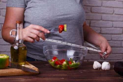 Drie geschikte diëten voor gewichtsverlies