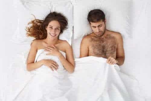 Hypoactive sexual desire disorder bij mannen
