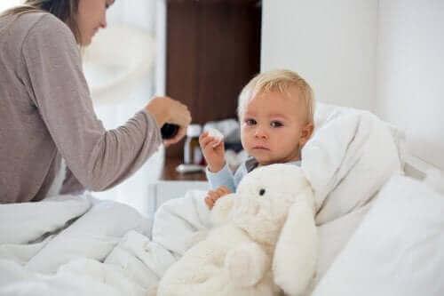 Onderkoeling bij kinderen: wat kun je doen?