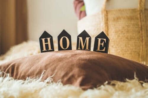 Ideeën voor een warme en gezellige sfeer in huis