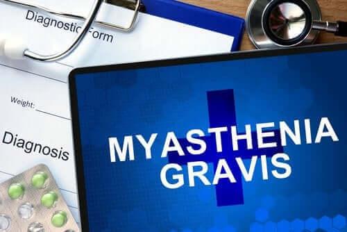 Leer alles over myasthenia gravis