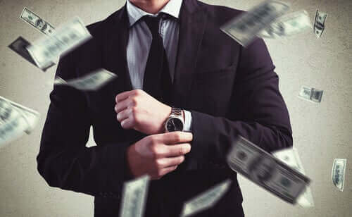 rijke man
