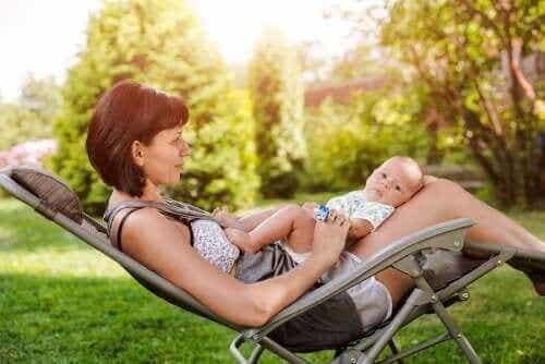 Tips voor als je een baby in de zomer krijgt