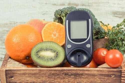 Wat is de glycemische index van voedingsmiddelen?