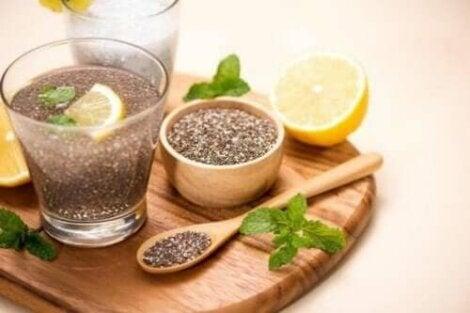 Chiazaden zijn een plantaardige bron van omega 3-vetzuren