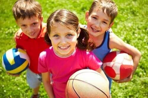 Samenwerkend spelen bij kinderen