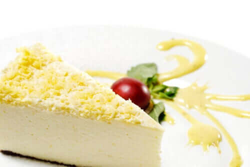 Gember Cheesecake