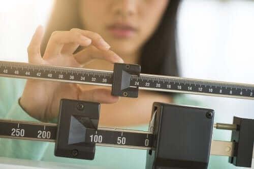 Het helpt bij gewichtsbeheersing